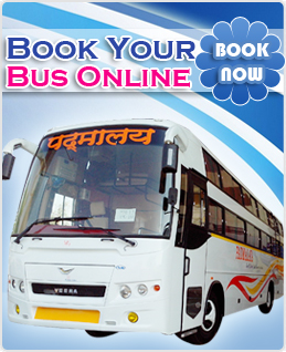 Book Your Bus Online Padmalaya Travels
